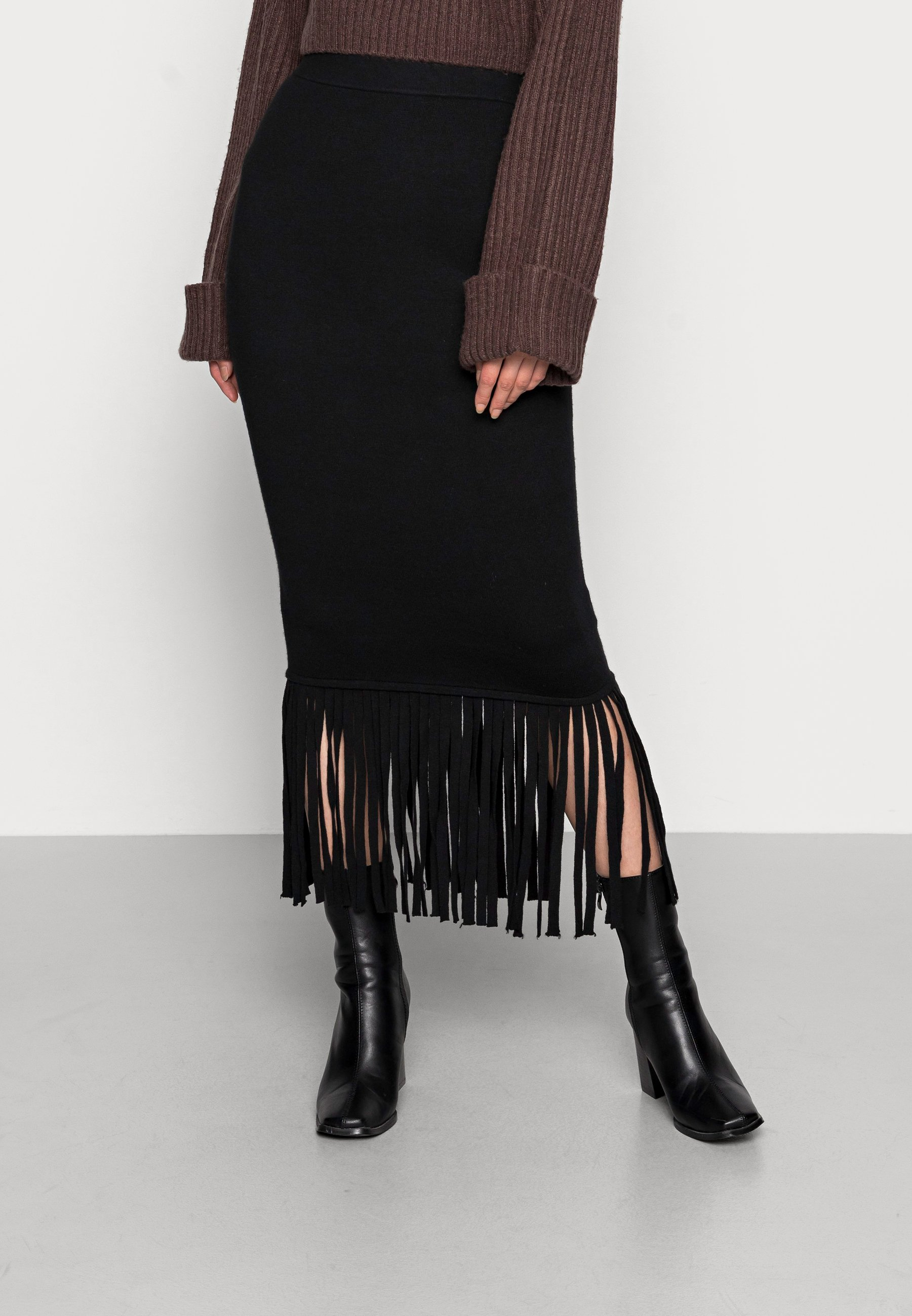 Femme MARIA SKIRT - Jupe crayon