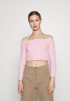 FIA - Sweter - pink