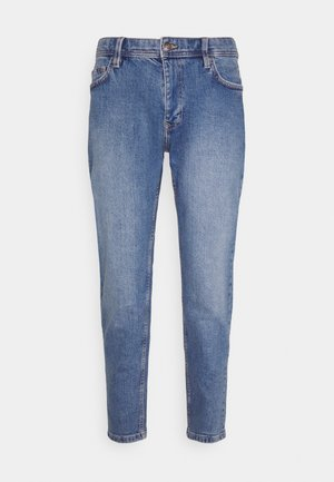Jeans Tapered Fit - blue light wash