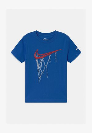 HOOP  - Print T-shirt - game royal