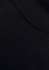 Matinique - PARCUSMAN - Svetr - black - 2