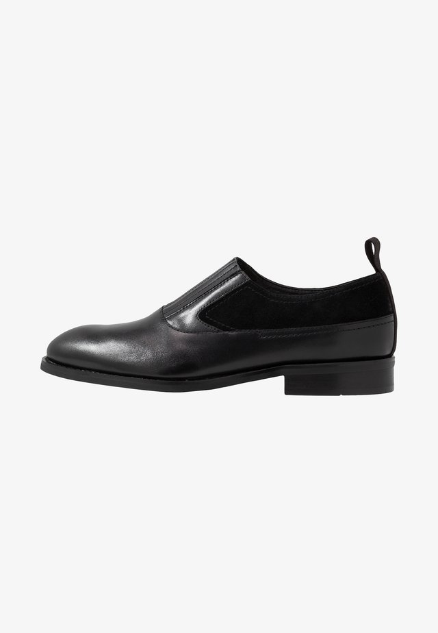 SLY - Business-Slipper - black