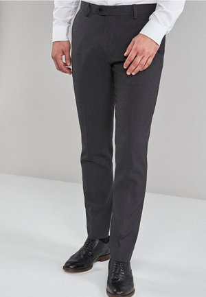 Pantaloni eleganti - dark grey