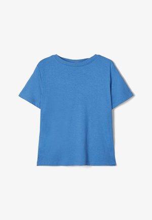 T-shirt basic - blue yonder