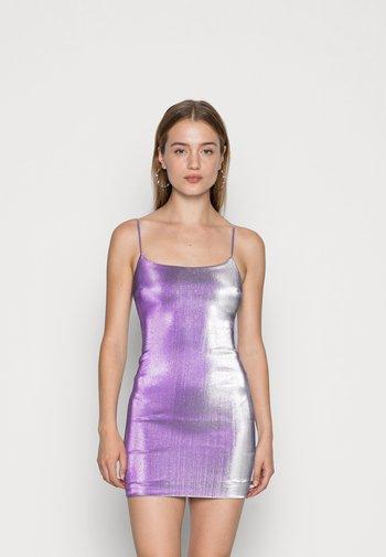 MAGENTA MAGIC MINI DRESS - Cocktailkjole - ultra violet