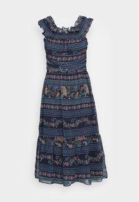 THE ADALENE - Day dress - dark blue