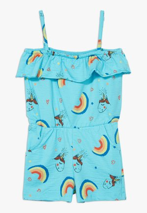 SMALL GIRLS OVERALL - Jumpsuit - bachelor button