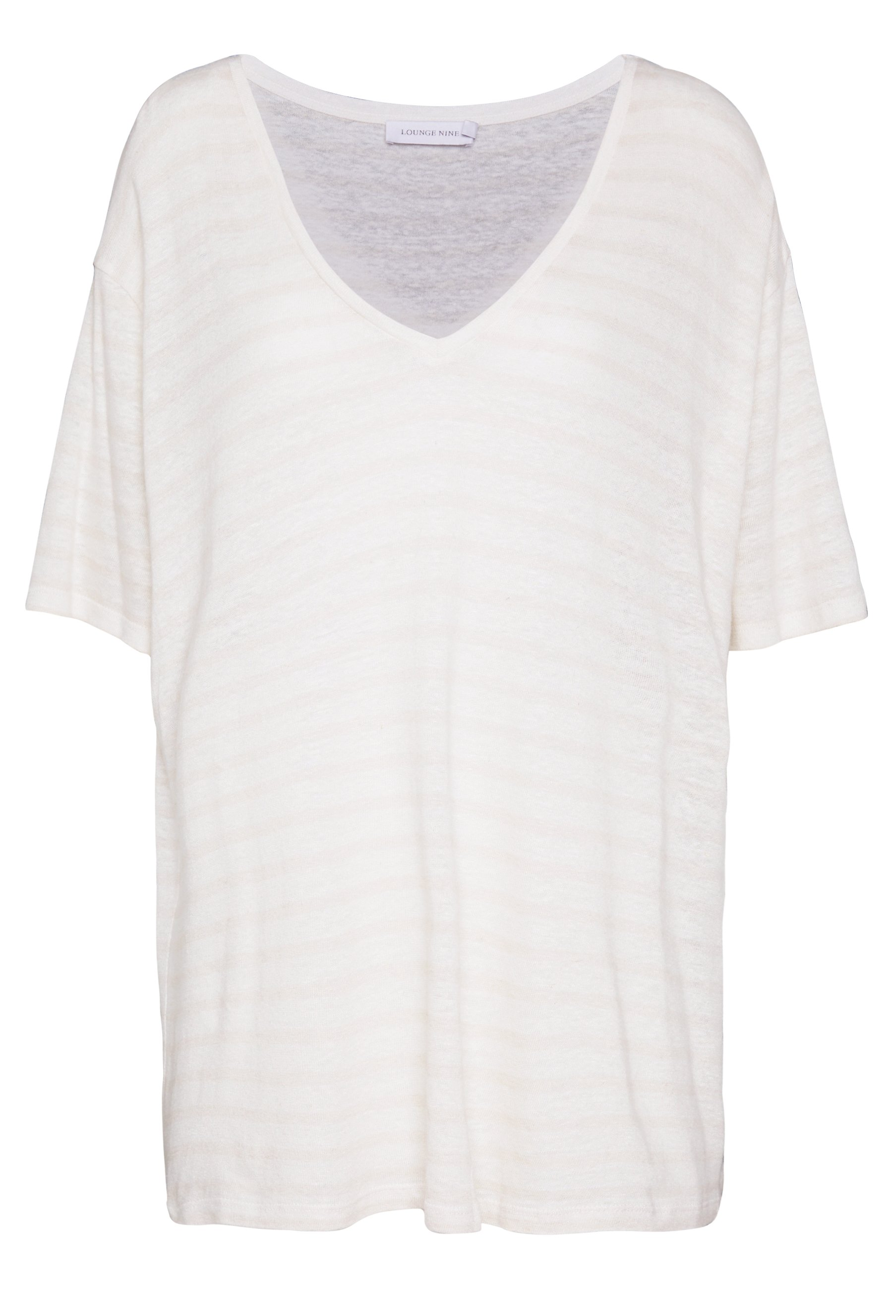 Lounge Nine T-shirts - Chalk/offwhite