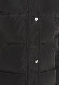 Lauren Ralph Lauren - IRIDESCENT SHORT - Down jacket - black - 3