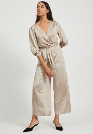 Jumpsuit - simply taupe