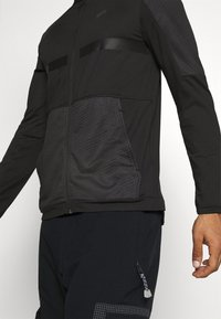 Icepeak - EXETER - Fleece jacket - black - 3