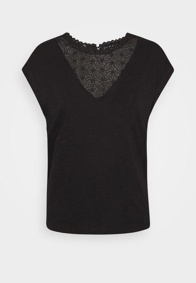 OMIMICO  - Blouse - noir