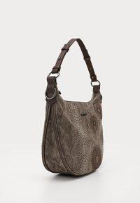 Desigual - BOLS CRISEIDA SIBERIA - Handbag - brown - 3