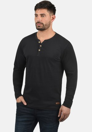 VOLKO - Long sleeved top - black