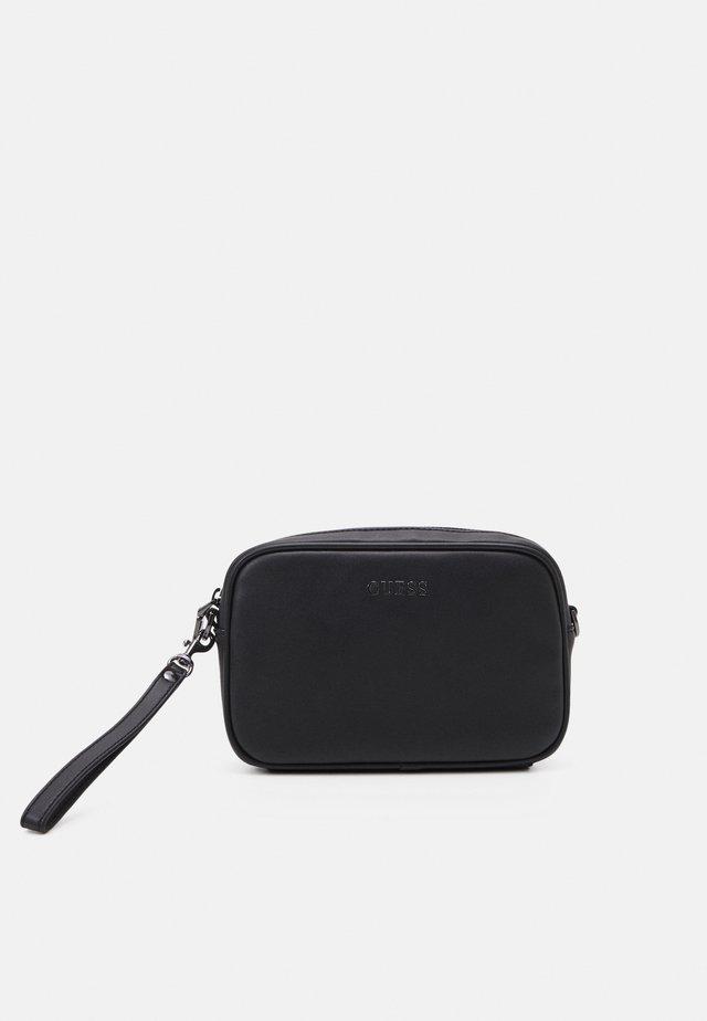 SCALA SMALL NECESSAIRE UNISEX - Trousse de toilette - black