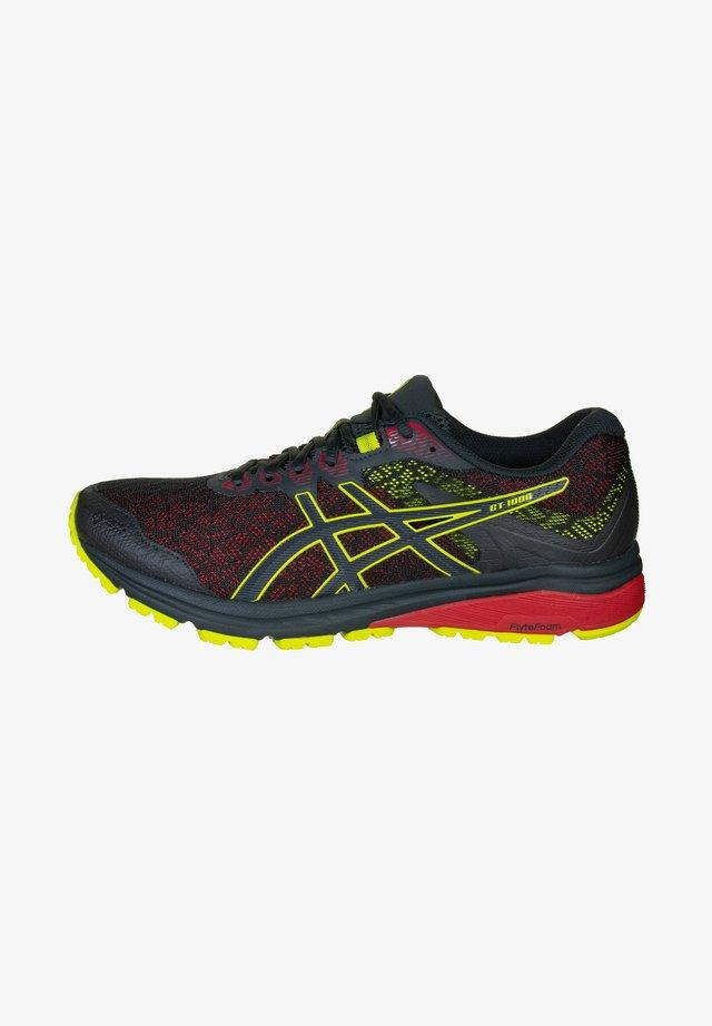 Neutral running shoes - graphite grey sour yuzu
