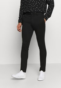 Jack & Jones - JJIMARCO JJPHIL  - Pantalon classique - black - 0