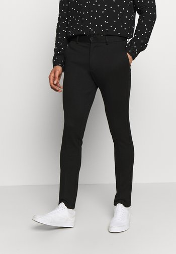 JJIMARCO JJPHIL  - Pantalones - black