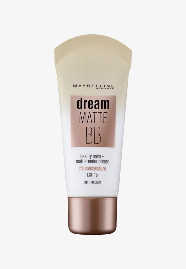 BB CREAM - BB cream - light-medium