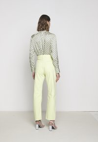 Agolde - 90'S - Straight leg jeans - limoncello - 0