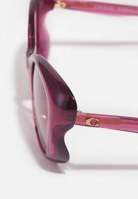 Coach - Sluneční brýle - wine - 4