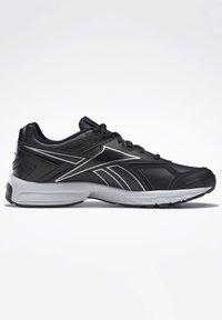 Reebok - QUICK CHASE - Zapatillas de running neutras - black - 5