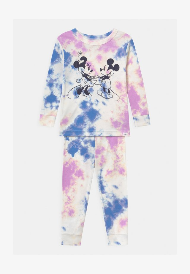 TODDLER GIRL MICKEY MINNIE MOUSE - Yöasusetti - new off white