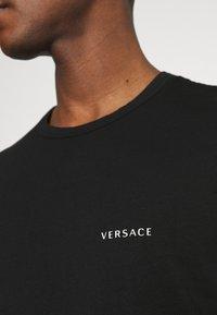 Versace - 2 PACK - Undershirt - black - 3