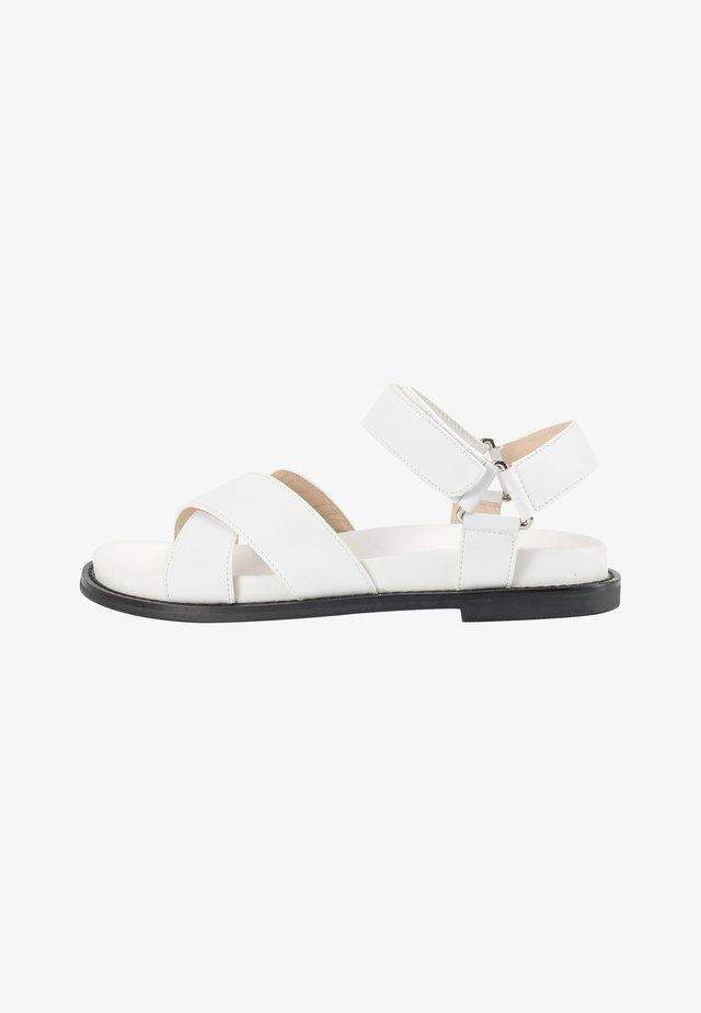 PORTAL - Sandals - white