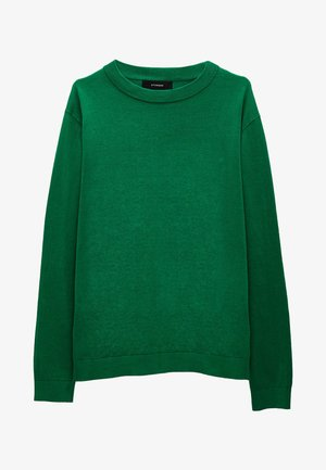 Sweatshirt - evergreen