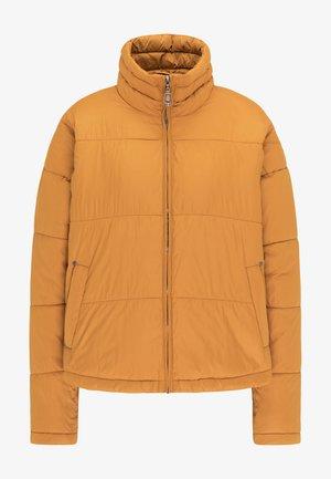 Zimní bunda - senf