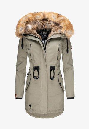 BOMBII - Winter coat - stone grey