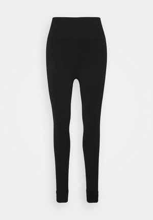 MINDFUL SEAMLESS YOGA LEGGINGS - Legging - black