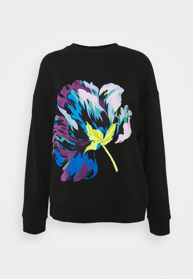 SHIYLO - Sweatshirt - black