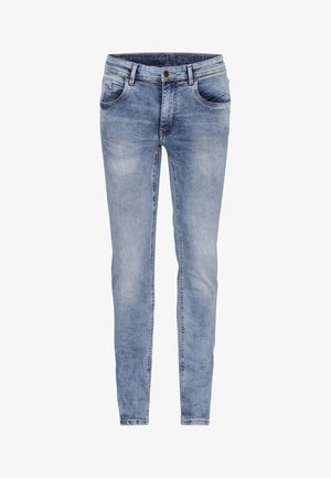 ZODY  - Slim fit jeans - blue used wash