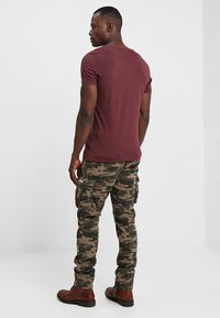 INDICODE JEANS - WILLIAM - Cargo trousers - dired - 2