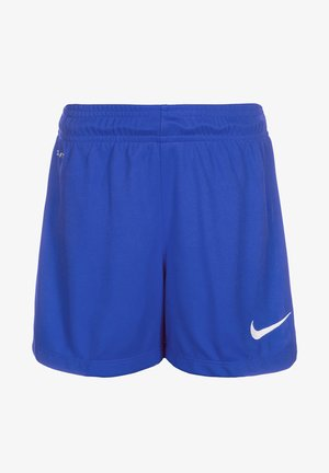 LEAGUE - Sports shorts - royal blue / white