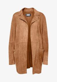 Leather jacket - serengeti