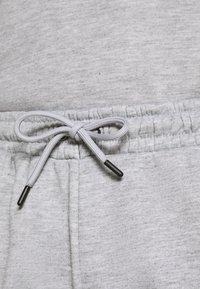 Brave Soul - TYRELLC - Pantalon de survêtement - grey marl/ jet black - 5