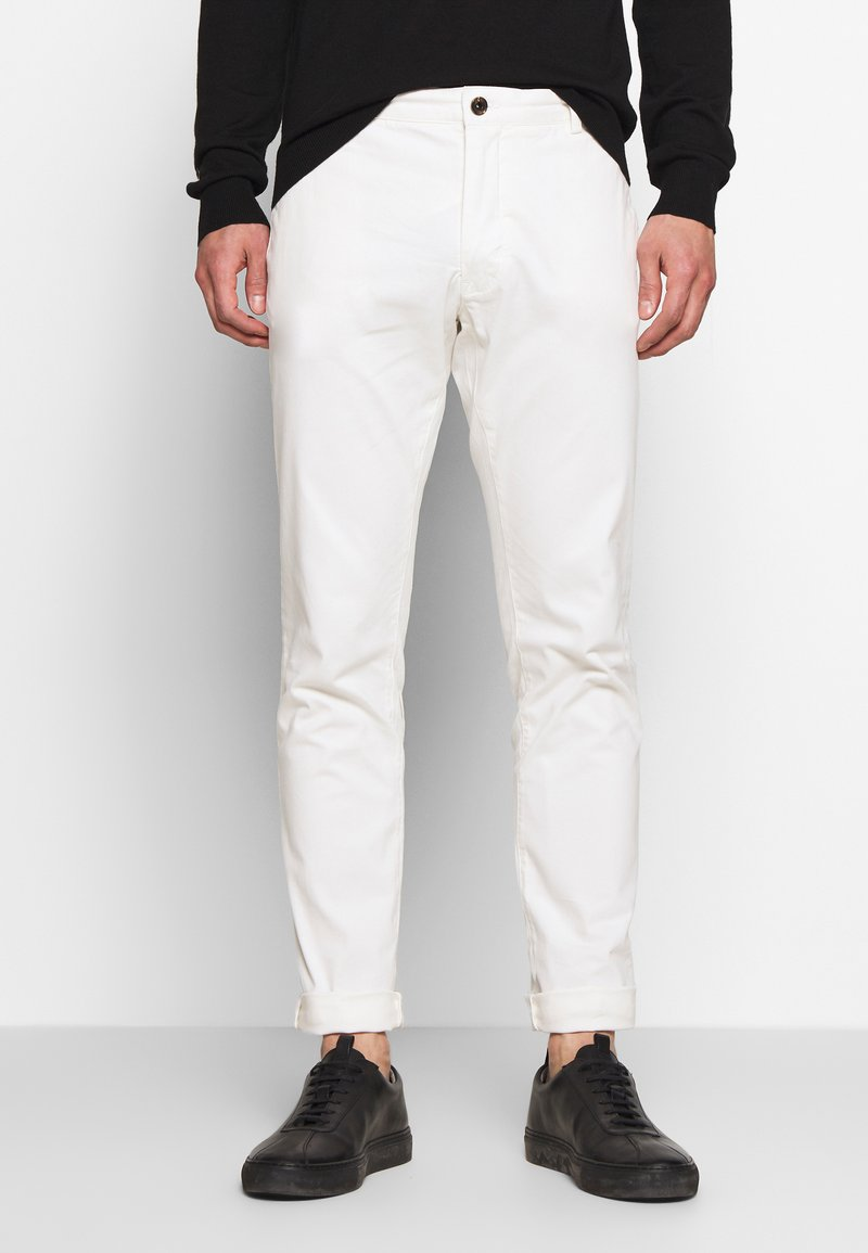 Tiger of Sweden - TRANSIT - Chino - pure white