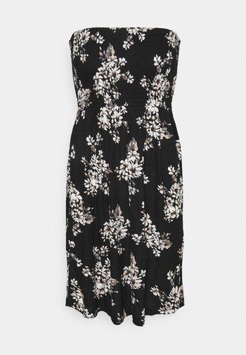 DRESS JASMIN - Beach accessory - schwarz