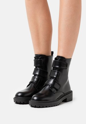 STANLEY - Classic ankle boots - black