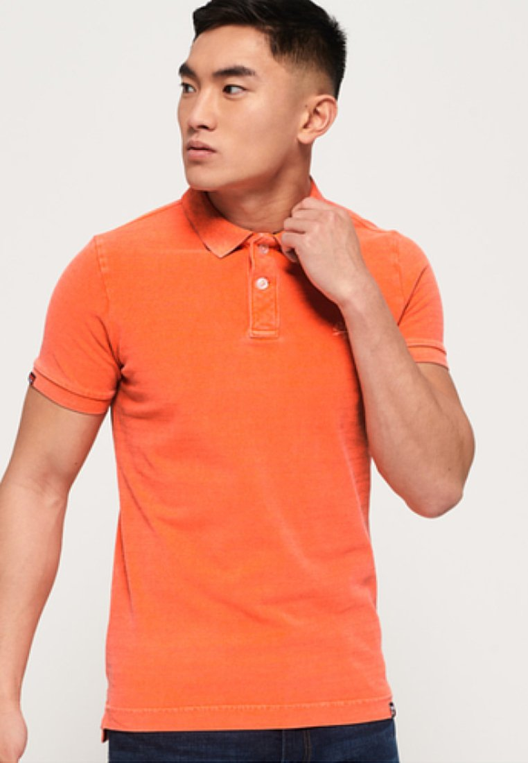Superdry - Polo - orange
