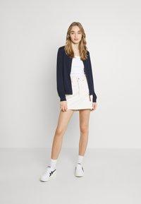Ragwear - KENIA - Zip-up sweatshirt - navy - 1
