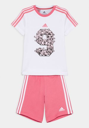 SET - Sports shorts - white