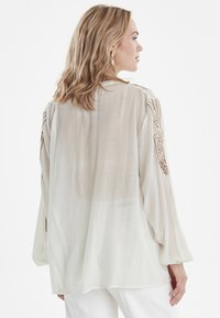 b.young - BYIZABEL - Blouse - off white - 2