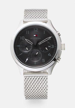 ASHER - Montre à aiguilles - silver-coloured/grey