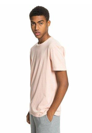 BASIC BUBBLE - Basic T-shirt - misty rose