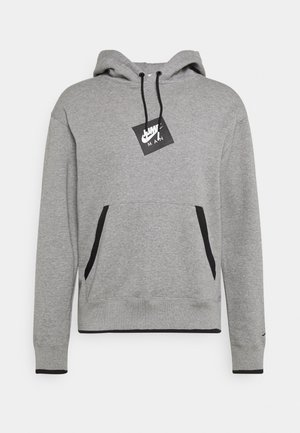 Sweatshirt - carbon/black