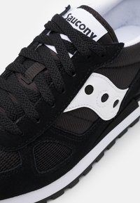 Saucony - SHADOW ORIGINAL UNISEX - Sneakers basse - black - 5
